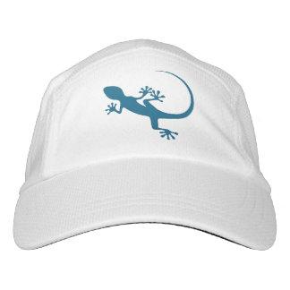Blue lizard, geko - Faraglioni, Capri, Italy Hat