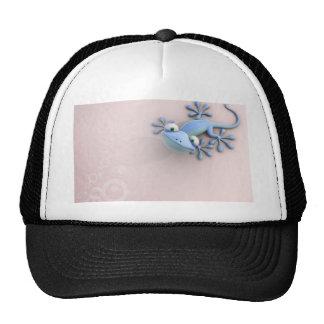 Blue Lizzard Cap
