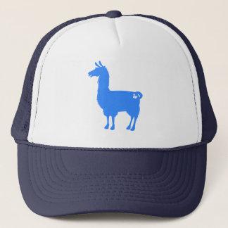 Blue Llama Cap