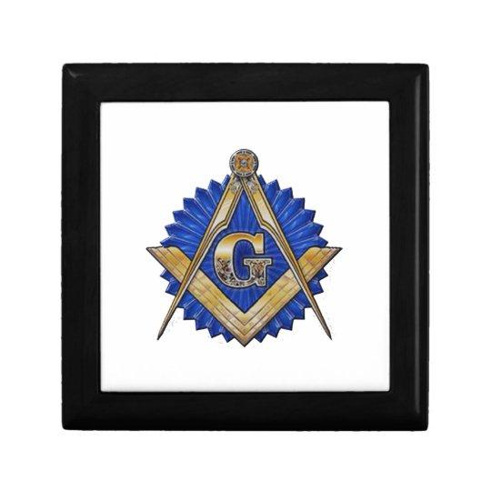 Blue Lodge Mason Gift Box