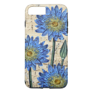 Blue Lotus Dream iPhone 7 Plus Case