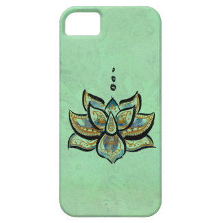 Blue Lotus Flower iPhone 5/5s case
