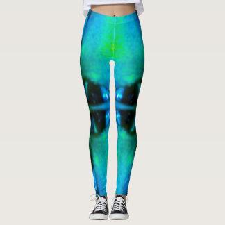 Blue Lotus Leggings