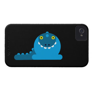 Blue Mad Dragon Blackberry Bold Case