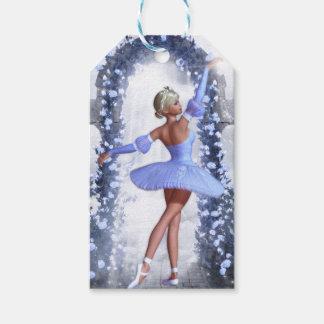 Blue Magical Ballerina