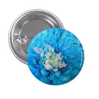 Blue Majesty 3 Cm Round Badge