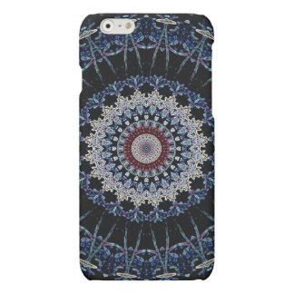 Blue Mandala iPhone 6 Matte Case Savvy