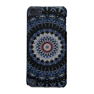 Blue Mandala iPod Touch 5G Barely There case-mate iPod Touch (5th Generation) Covers