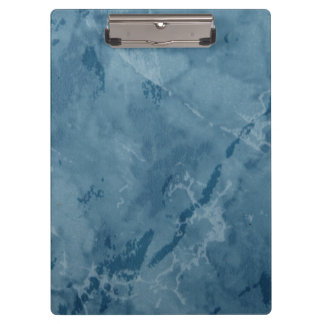Blue Marble Clipboard