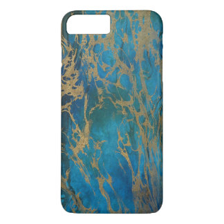 Blue Marble Glossy iPhone 8 Plus/7 Plus Case