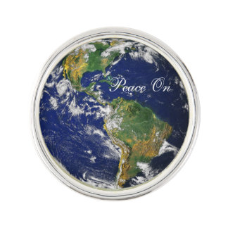 Blue Marble_Peace on Earth Lapel Pin