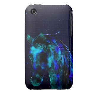 Blue Mare iPhone 3 Cover