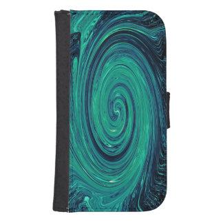 Blue Marine Samsung Galaxy S4 Wallet Case