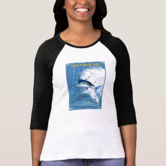 Blue Marlin Beauty Shirts