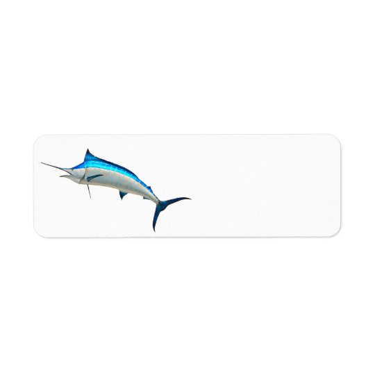 Blue Marlin Game Fish