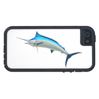 Blue Marlin iPhone 5 Cover