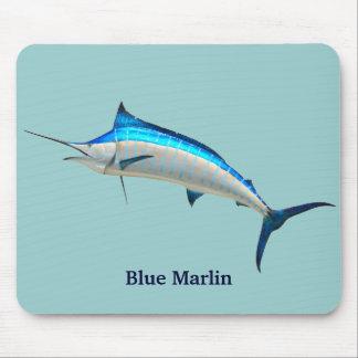 Blue Marlin Mouse Mat