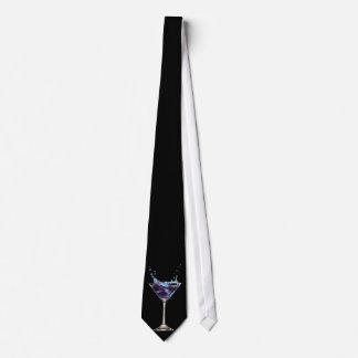 Blue Martini Tie