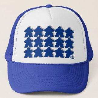 Blue Meeple Hat