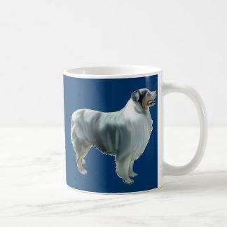Blue Merle Aussie Mug