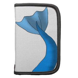Blue Mermaid Tail Planners