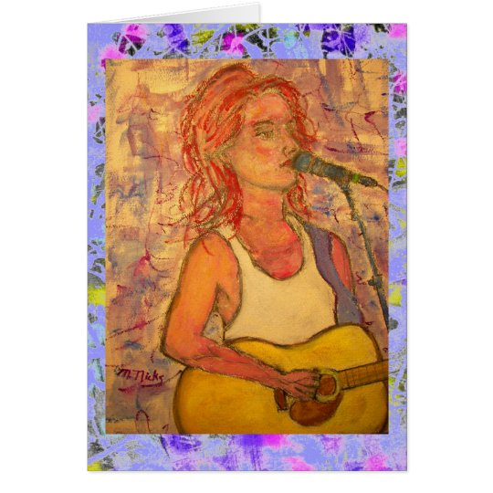 blue microphone songstress drip card