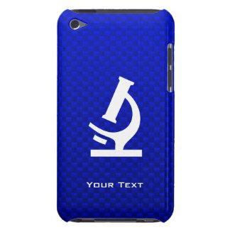 Blue Microscope iPod Touch Case