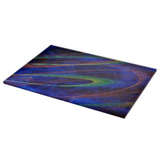 Blue Mist Cutting Board