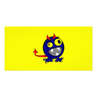 blue-monhi photo card template