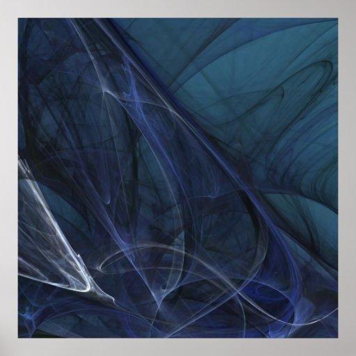 Blue monsoon poster