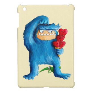 Blue Monster Ice Cream iPad Mini Cover