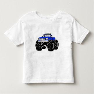 BLUE MONSTER TRUCK TODDLER T-Shirt