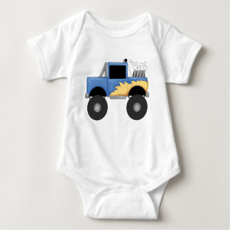 Blue Monster Truck Tshirts and Gifts