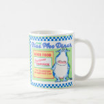 BLUE MOO DINER Boynton Basic White Mug