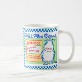 BLUE MOO DINER Boynton Coffee Mug