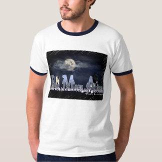 Blue Moon Akitas T-Shirt