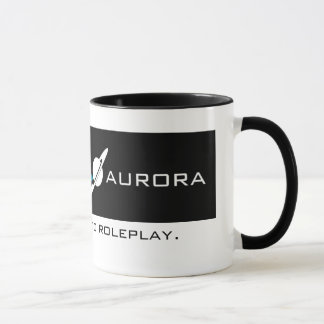 Blue Moon Aurora mug