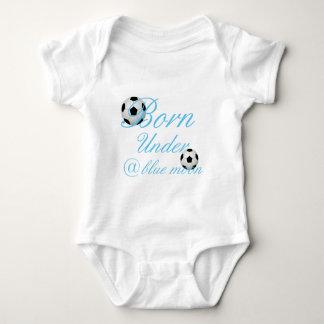 Blue moon baby vest baby bodysuit