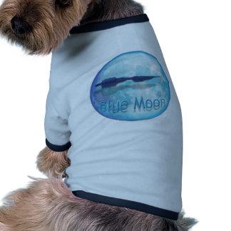 Blue Moon City WaveZ Doggie T Shirt