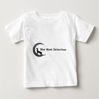 Blue Moon Detectives Baby T-Shirt
