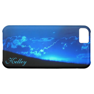 Blue Moon Horizon iPhone 5 Case *Personalize*