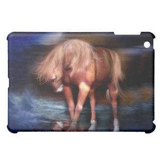 Blue Moon-Horse Art Case for iPad iPad Mini Cases
