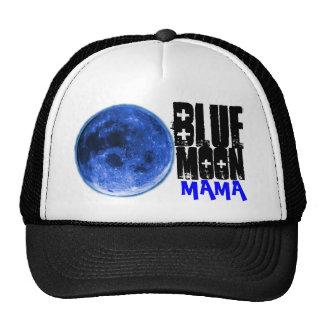 BLUE, MOON, MAMA CAP