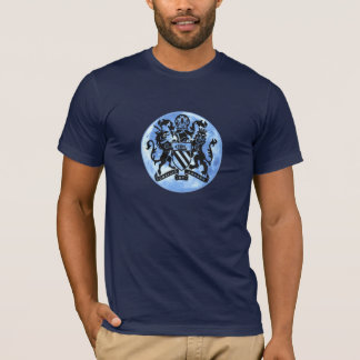 Blue Moon Over Manchester T-Shirt