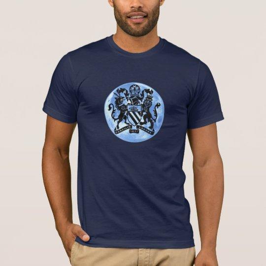 Blue Moon Over Manchester T-Shirt