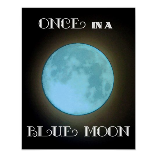 Blue Moon poster