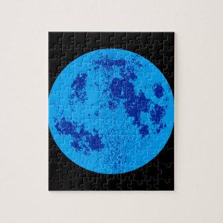 Blue Moon Puzzle