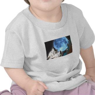 Blue Moon Wolves Infant T-Shirt