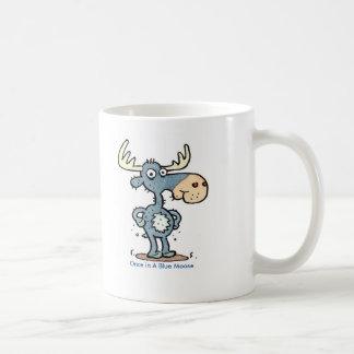 Blue Moose Mug