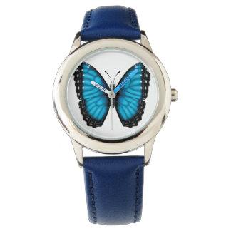 Blue Morpho Butterfly Watch